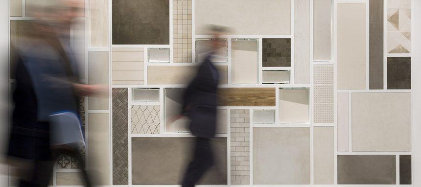 Más azulejos, baño y expositores extranjeros en Cevisama 2018