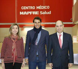 Mapfre pone en marcha una clínica de medicina del tenis en Madrid
