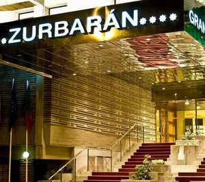 El Sercotel Gran Hotel Zurbarán cambia de propietarios