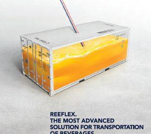 Nace una nueva generación de contenedores para transportar líquidos