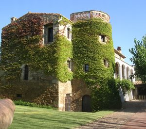 Proyectan un hotel en una antigua masía de Platja dAro