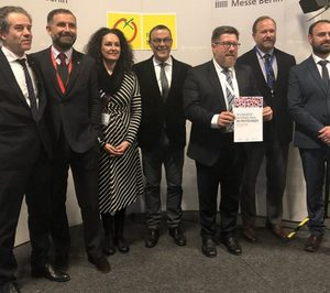 Huelva se presenta en Fruit Logistica como capital europea de los berries