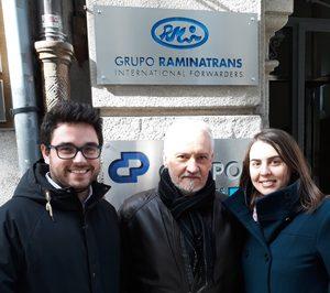 Raminatrans pone en marcha una nueva delegación en Vigo