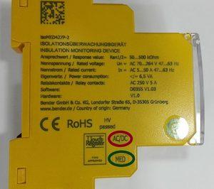 Situación actual de la seguridad eléctrica en las instalaciones hospitalarias
