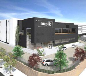 Nupik Internacional fortalece su actividad con el alquiler de una plataforma logística