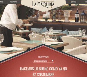 Grupo La Máquina abrirá un nuevo concepto este año y renovará La Máquina Original