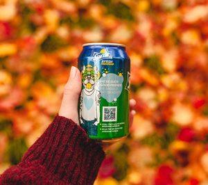 Coca-Cola llevará al mercado báltico un envase reactivo al frío