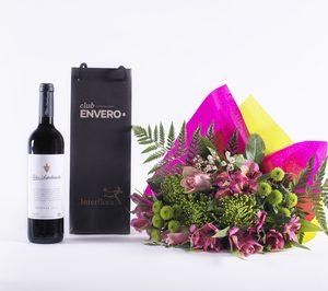Pernod Ricard Bodegas e Interflora colaboran en la celebración de San Valentín