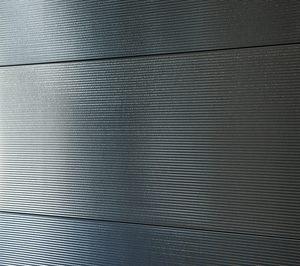 Greco Gres presenta nuevas fachadas metalizadas Frontek
