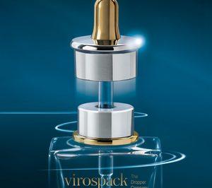 Virospack desarrolla un cierre magnético para sus goteros