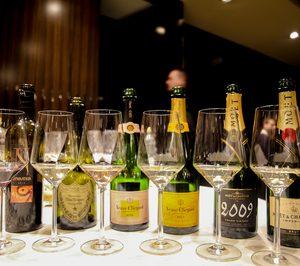 Delgado Selección distribuirá en Madrid los champagnes de LVMH