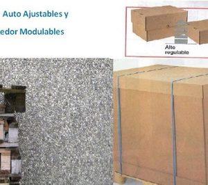 Sisdem lanza dos nuevas cajas de cartón de tamaño palet