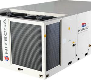 Hitecsa pone en marcha una segunda planta de aire acondicionado