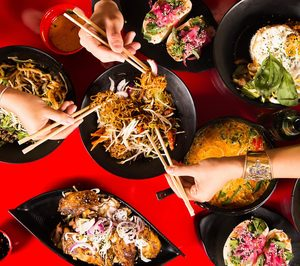 Tuk Tuk Asian Street Food ultima su estreno fuera de Madrid