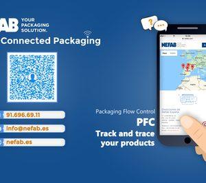 Nefab optimiza la cadena logística mediante embalajes inteligentes