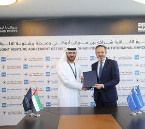 Autoterminal entra en Emiratos Árabes de la mano del grupo Abu Dhabi Ports