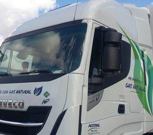 Los transportistas de Mercadona incorporarán 40 camiones GNL