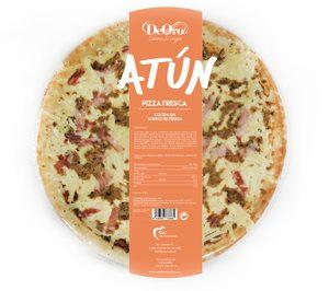 Cor Alimentación crece y logra hueco para sus pizzas
