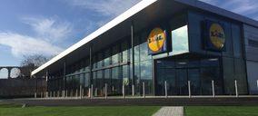 Lidl comienza a crecer en número de tiendas en España