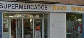 Híper Usera reduce su sala de venta por cuarto año consecutivo