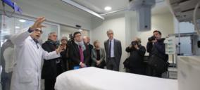 MútuaTerrassa pone en marcha una nueva UCI en su hospital universitario