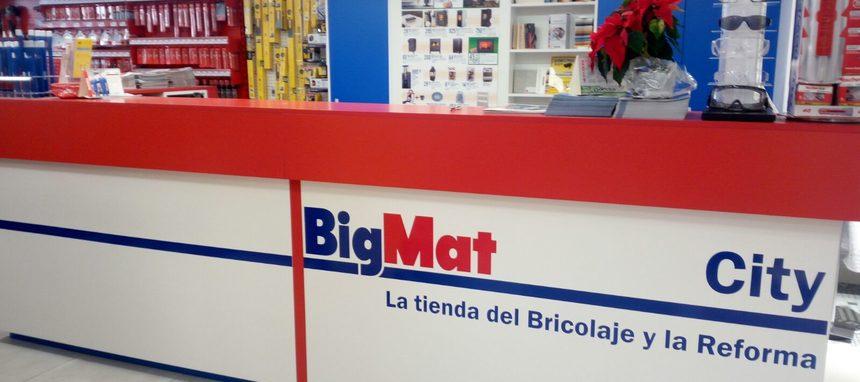 Madecon estrena el primer BigMat City de Ávila