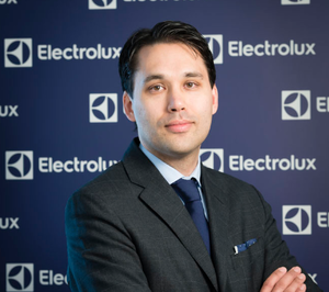 Alexander Pierrou, nuevo director general de Electrolux Iberia