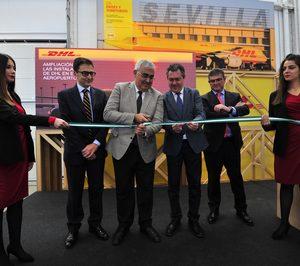 DHL Express abre su nuevo centro en el aeropuerto de Sevilla