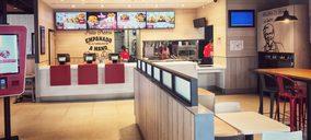 Chariots Investments lleva a KFC hasta Castellón