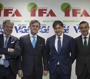 Grupo IFA desembarca en el mercado italiano de la mano de VéGé