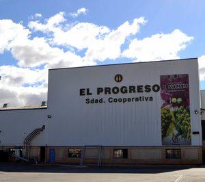 El Progreso cierra la campaña de la aceituna por encima de sus previsiones