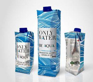 Ly Company introducirá su agua en Tetra Prisma en retail y horeca