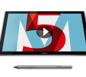Huawei presenta la nueva gama MateBook y MediaPad