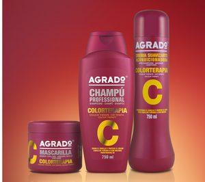 Agrado lanza la nueva línea capilar Colorterapia