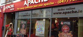 Telepizza anuncia la compra de la irlandesa Apache Pizza