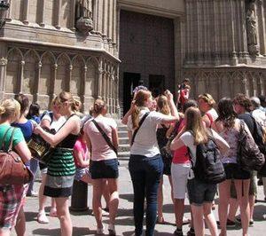 El número de turistas internacionales creció un 5,2% en enero