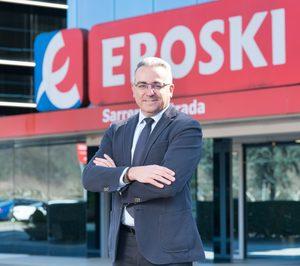 Alberto Madariaga, de Eroski, nuevo presidente del Comité de Logística de Aecoc