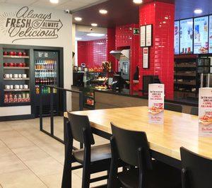 Tim Hortons abre su quinta cafetería en España