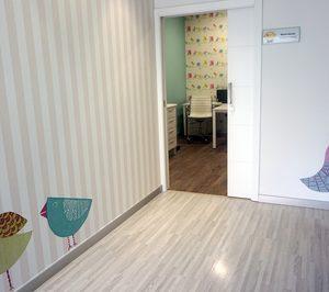 Hospital Clínica Benidorm amplía su unidad de pediatría