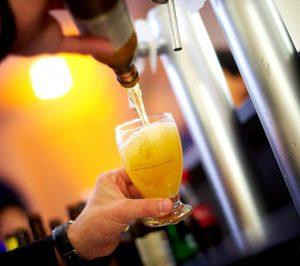 Crece el consumo de cerveza en hostelería y se disparan las exportaciones