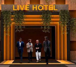 Hostelco abre las puertas a las últimas tendencias en interiorismo en 'Live Hotel'
