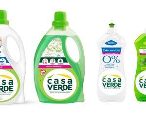 Century Brands inicia la distribución de la marca de limpieza ecológica Casa Verde