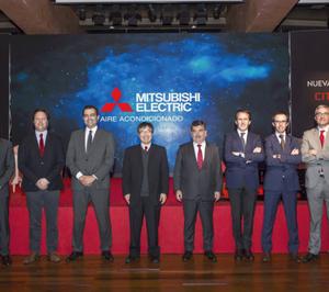 Mitsubishi Electric celebra el ciclo La Nueva Generación City Multi