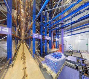 Ulma culmina la automatización del almacén de Panstar