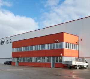 Hierros y Aceros Santander invierte en nuevas líneas de producción