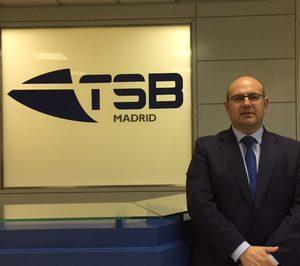 Blas Fuentes Dávila, nuevo gerente de TSB Madrid