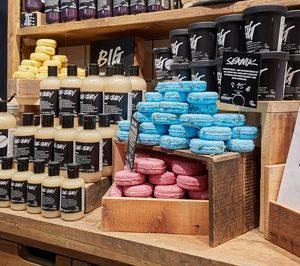 Lush Cosmetics crece un 40% y reubica su tienda sevillana