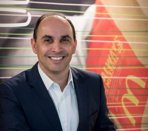 John Alves sustituye a Mario Barbosa como director general de McDonalds España