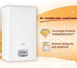Ferroli presenta su nueva caldera de condensación Bluehelix Tech RRT