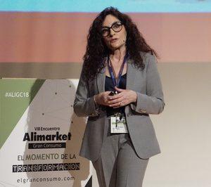 Rosa Carabel (Eroski): El crecimiento en ventas en nuestras tiendas de nueva generación es del 8%